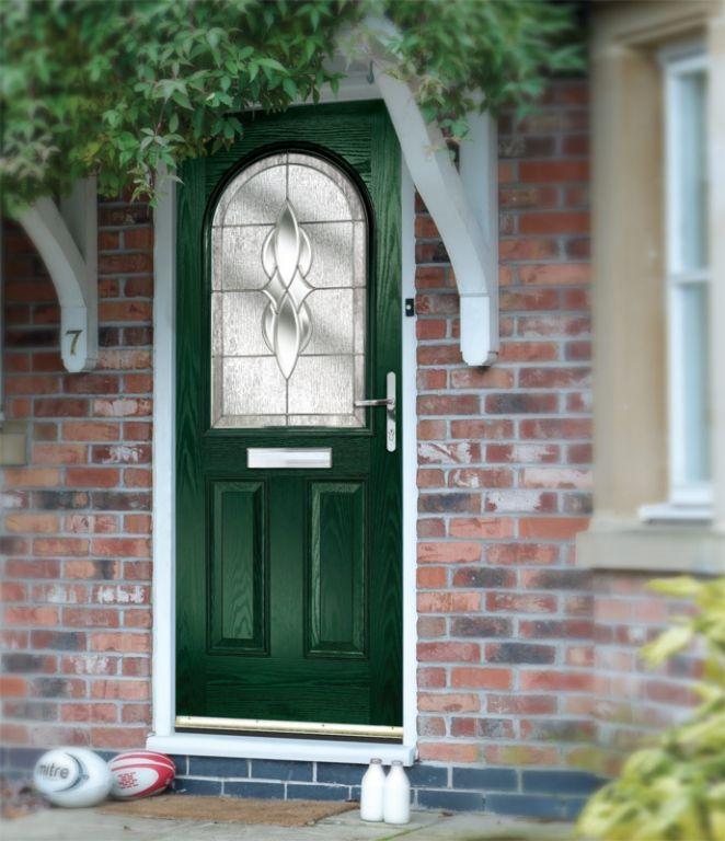 Design your own door keswick superglaze for Composite door design your own