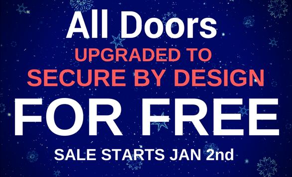 Free Door Upgrade