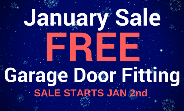 Garage Door Sale