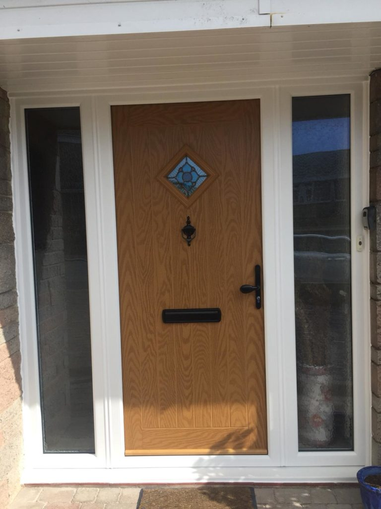 Cottage Diamond Composite Door