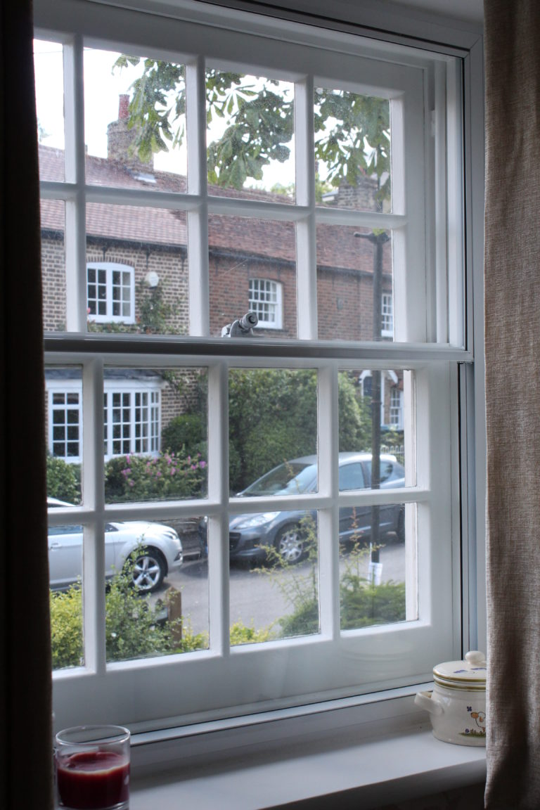 Secondary Sliding Sash